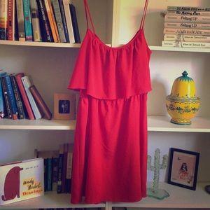 Dresses & Skirts - Red Summer Dress (the PERFECT summer dress) ❤️✨